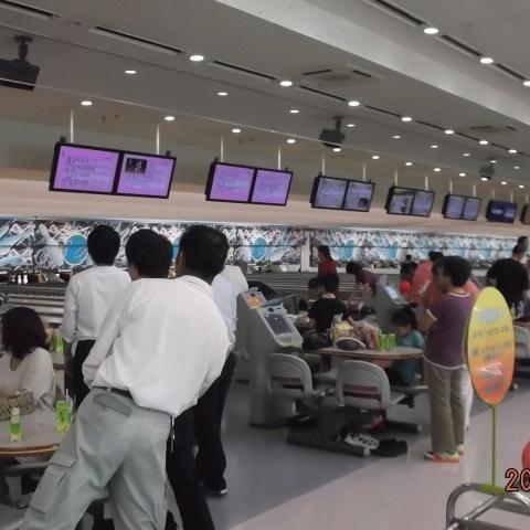 8月30日第14回お客様イベント!ボウリングイベントを開催しました。