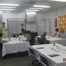 9月20日 ノーリツ岡崎ショールームにてイベントを開催いたしました。