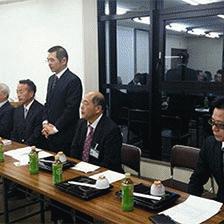 1月6日カーザミカワ新年会を開催いたしました。