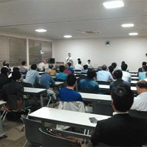 10月9日(金)カーザミカワ安全大会を開催いたしました。