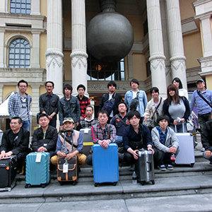4月22日・23日・24日と社員旅行に行ってきました。