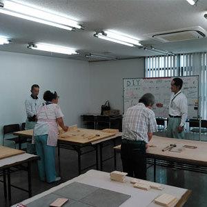 9月9日(土)カーザミカワ 岡崎市街ゼミ企画DIYを開催いたしました。