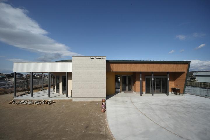 複合施設建築